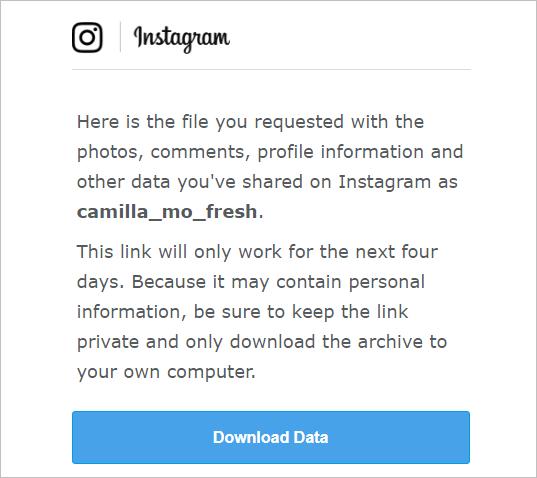 Instagram data1