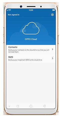 oppo cloud