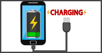 Charge Your Android Phone