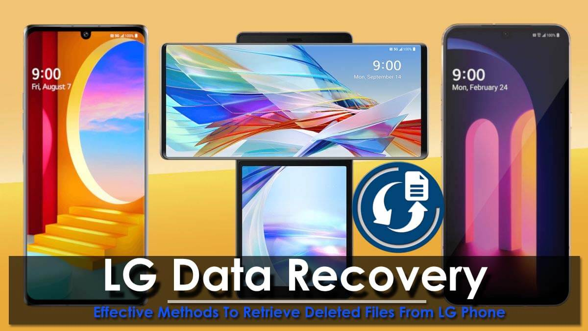 Lg data recovery