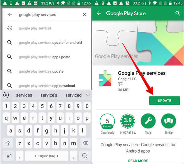 update-google-play-services